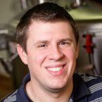 Brian Jacobson - pilot plant manager, agricultural processing